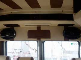 12 seater ac tempo traveller