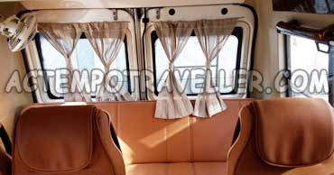 same day agra tour by 16 seater luxury tempo traveller
