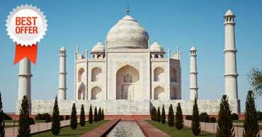 delhi to same day agra taj mahal tour by tempo traveller