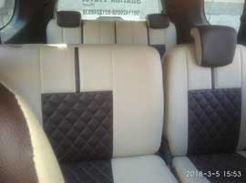 agra taj mahal tour by 8 seater renault lodgy car