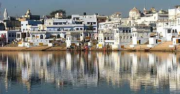 delhi to ajmer pushkar tour by tempo traveller