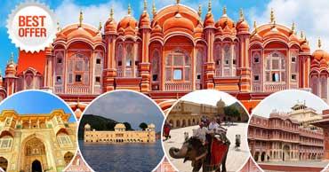 delhi to jaipur tour by tempo traveller