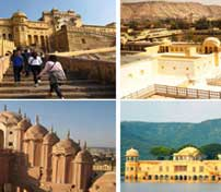 jaipur tour packages - tempo traveller hire