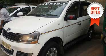 mahindra xylo car hire in delhi
