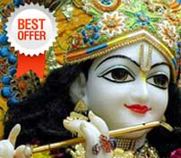 mathura vrindavan tour packages - tempo traveller hire