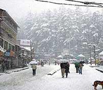 mussoorie tour packages - tempo traveller hire