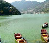 nainital tour packages - tempo traveller hire