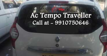 renault lodgy car hire in delhi
