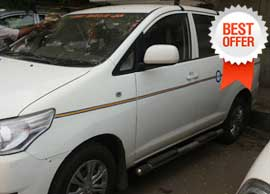 toyota innova car rental in delhi